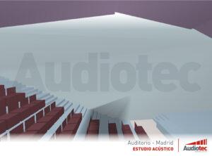Es posible mejorar la acústica de un espacio multifuncional una vez construido.