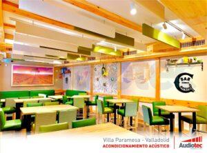 Villa Paramesa, soluciones acústicas personalizadas.