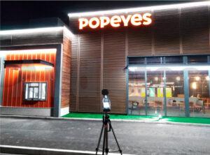 Los restaurantes de la cadena Popeyes llegan a Valladolid