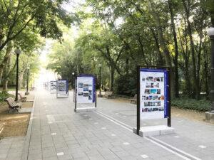 La exposición Premios de Arquitectura de Castilla y León sigue su ruta.