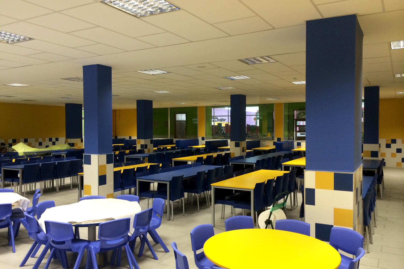 Stunning Comedor Colegio Contemporary - Casas: Ideas, imágenes y ...