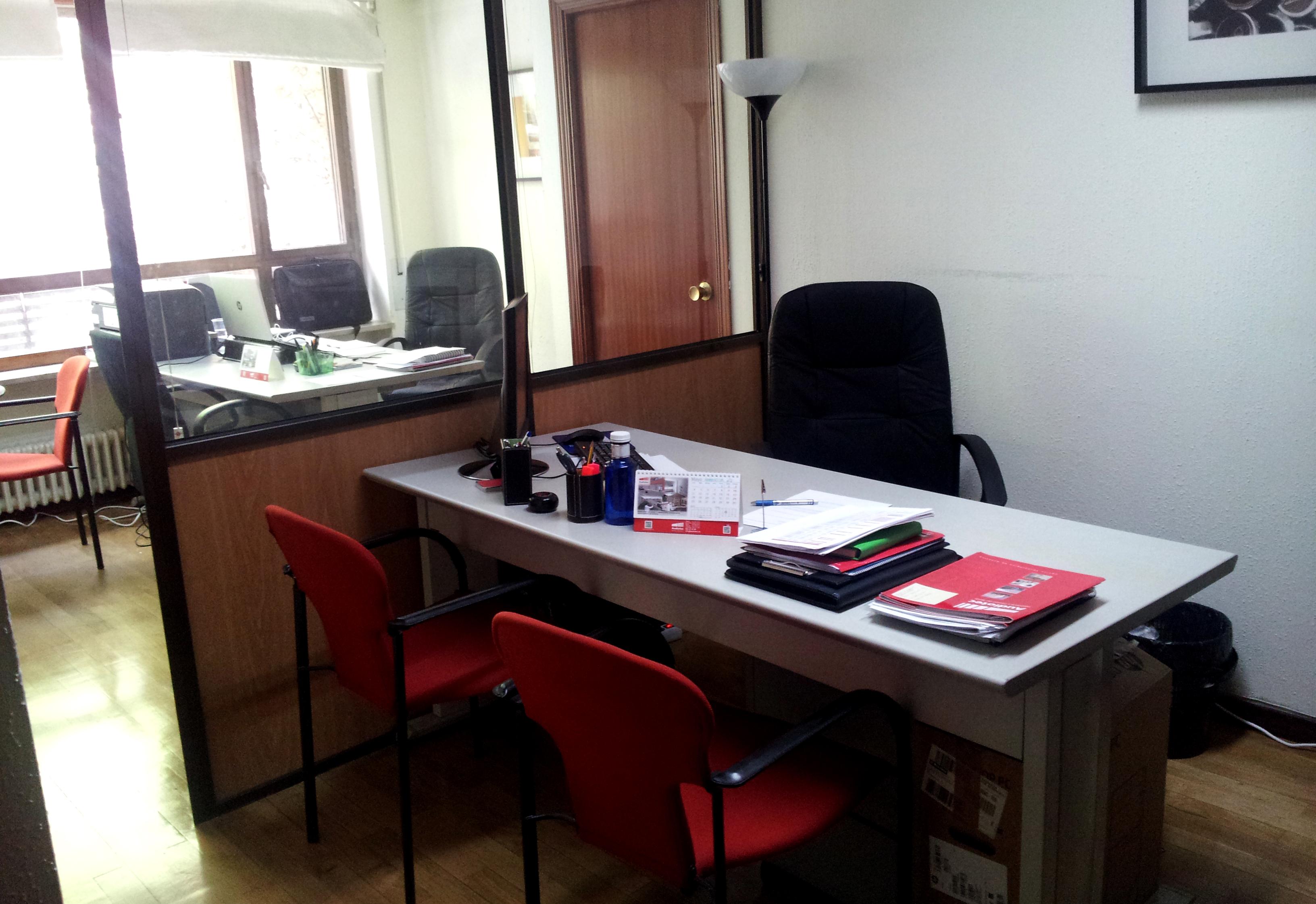 La oficina t cnica de audiotec para la zona centro renueva for La oficina madrid