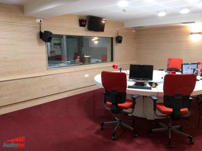 Aislamiento Acústico en estudios audiovisuales