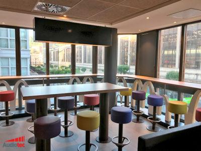 Aislamiento Acústico en Restaurantes