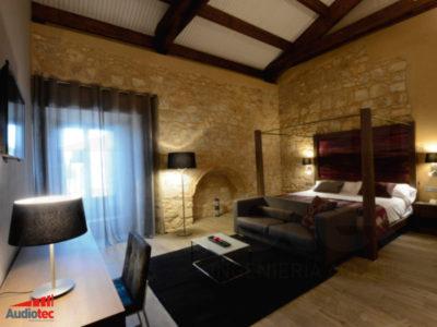 Aislamiento Acustico en Hoteles