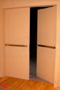 Puertas acusticas de metal (1)