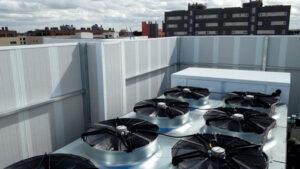 La solución al ruido de los sistemas de climatización